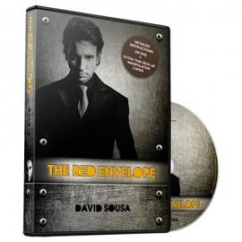 DVD The Red Enveloppe (Gimmicks inclus)