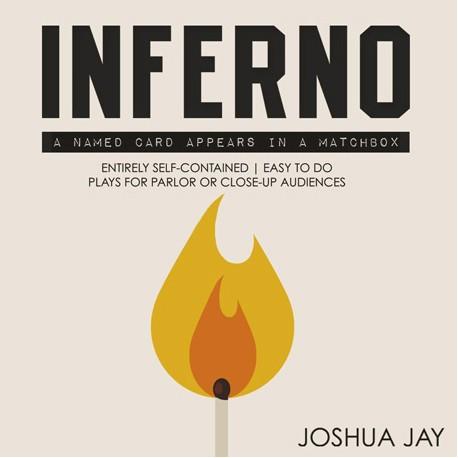 Inferno de Joshua Jay