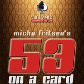 53 On A Card
