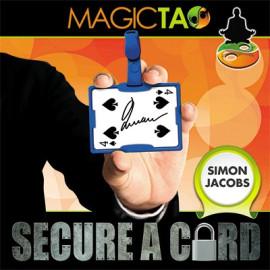 Secure A Card de Magic Tao