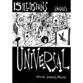 Livre 15 Illusions avec l'universal