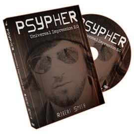 DVD Psypher (Gimmicks inclus)