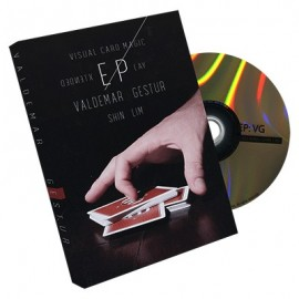 DVD Extended Play de Valdemar Gestur