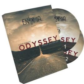 DVD Odyssey de Lloyd Barnes