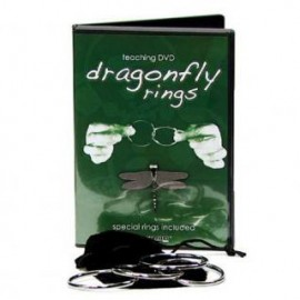 DVD Dragonfly Rings - Minis Anneaux Chinois