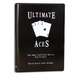 DVD Ultimate Aces (Cartes incluses)