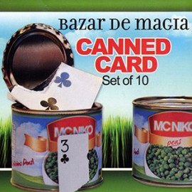 Canned Card