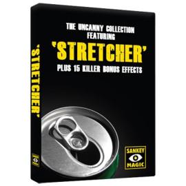 DVD Stretcher (Gimmicks inclus)