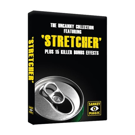 DVD Stretcher de Jay Sankey
