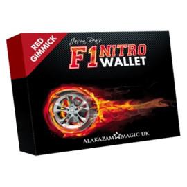 F1 Nitro Wallet de Alakazam - Rouge
