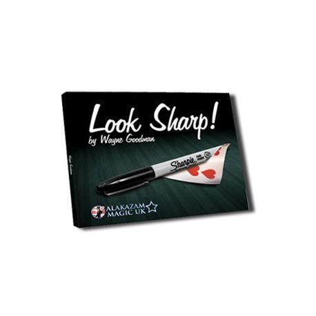 Look Sharp de Alakazam Magic