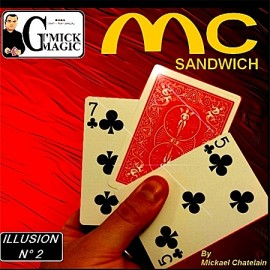 MC Sandwich (DVD inclus)