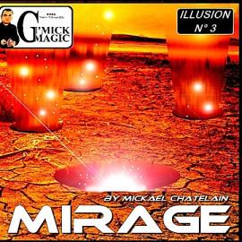 Mirage de Mickaël Chatelain