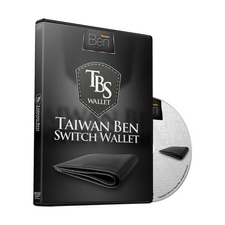 TBS Wallet de Taiwan Ben