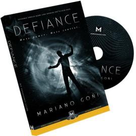DVD Défiance de Mariano Goni