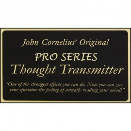 Thought Transmitter Pro de John Cornelius