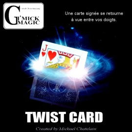 Twist Card de Mickaël Chatelain