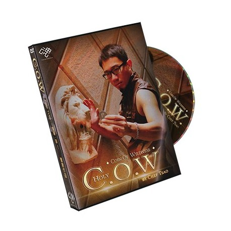 DVD Holy Cow de Chef Tsao