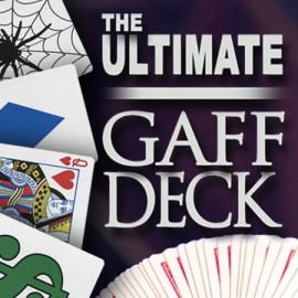 Ultimate Gaff Deck (DVD inclus)