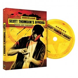 DVD Aurora de Scott Thomson et Big Blind Media