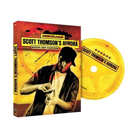 DVD Aurora de Scott Thomson et Big Blind Media