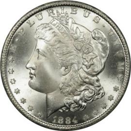 Pièce 1 Dollar Jumbo - Face