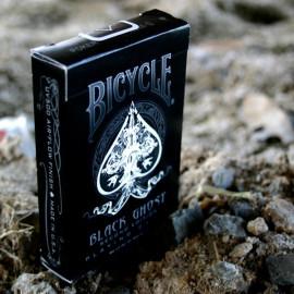 Bicycle Black Ghost