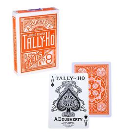 Tally Ho Fan Back Orange