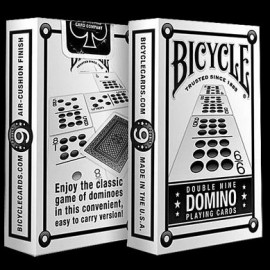 Bicycle Double 9 Domino