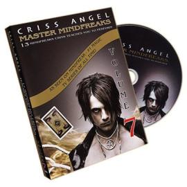 Dvd Master Mindfreaks V.7