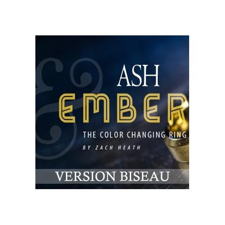 Ash And Ember Biseau Or et Argent
