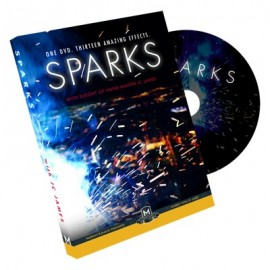 DVD Sparks de James Chadier