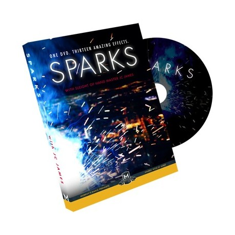 DVD Sparks de James Chadier