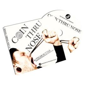 DVD Coin Thru Nose de Tyler Sutter et The Magic Estate