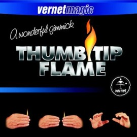FP en feu - Thumb Tip Flame de Vernet Magic