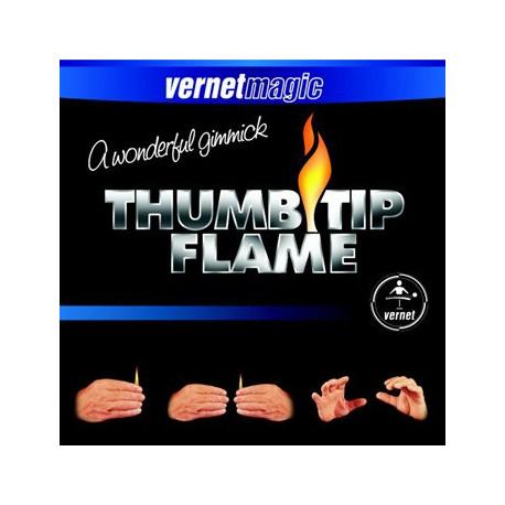 FP en feu - Thumb Tip Flame de Vernet Magic