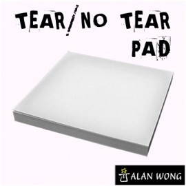 Tear / No Tear Pad
