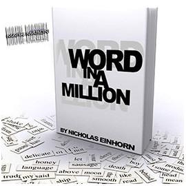 Word in a million de JB Magic