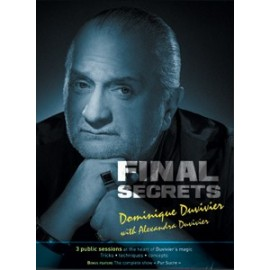DVD Final Secrets (Coffret 5 DVD)