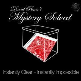 Mystery Solved de David Penn