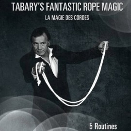 DVD Tabary's Fantastic Rope Magic
