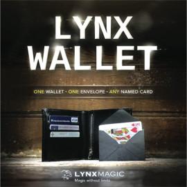 Lynx Wallet - Portefeuille de Mentalisme