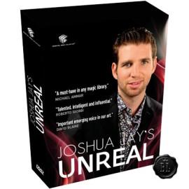Coffret 4 DVD Unreal de Joshua Jay