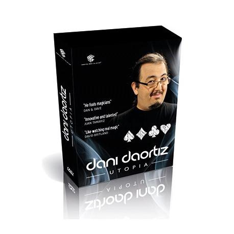 Coffret 4 DVD Utopia de Dani DaOrtiz