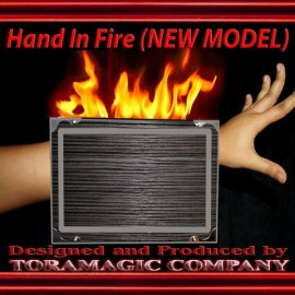 Bras en feu - Hand in Fire de Tora Magic