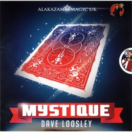 Mystique Color Changing Deck de Dave Loosley