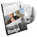 DVD Badge (Gimmick inclus)