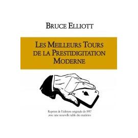 Livre Les Meilleurs tours de la Prestidigitation Moderne