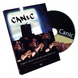 DVD Canic de SansMinds Magic et Nicholas Lawrence