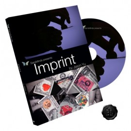 DVD Imprint de Jason Yu et SansMinds